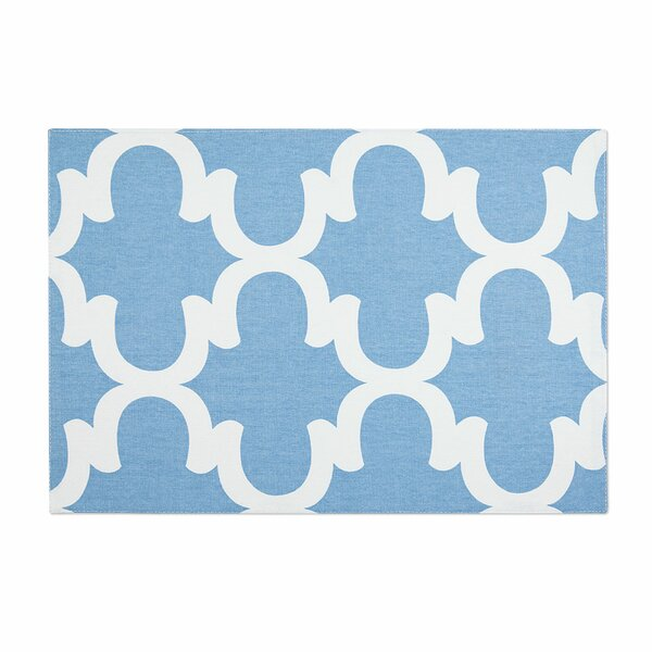 Lionel Placemat (Set of 4) by Zipcode Design
