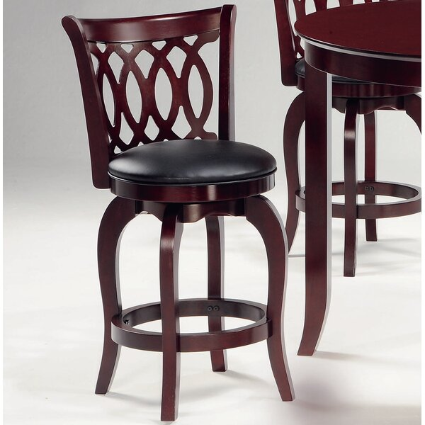 29 Swivel Bar Stool by Woodhaven Hill