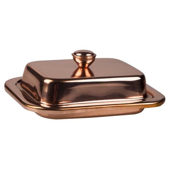 Pliner Butter Dish by Williston Forge