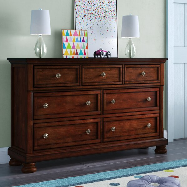 Barossa 7 Drawer Dresser by Darby Home Co