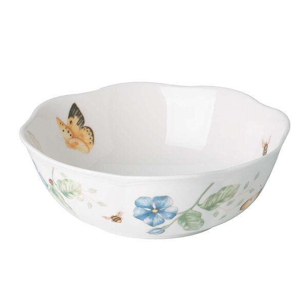 Butterfly Meadow All Purpose Bowl (Set of 3) by Lenox