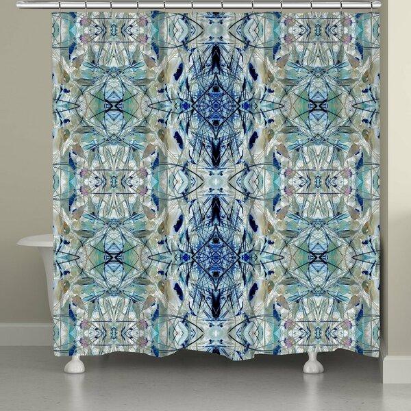 Hausman Shower Curtain by Latitude Run
