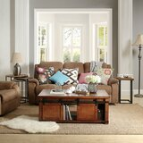 Doucet 5 Piece Coffee Table Set by Loon Peak®