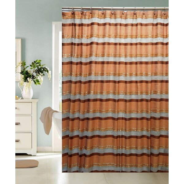 Roma Decorative Shower Curtain by Daniels Bath