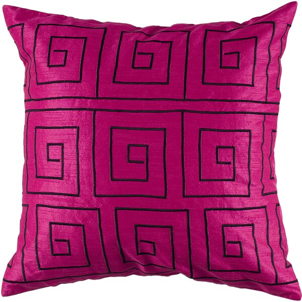 Demia  Throw Pillow by Wildon Home ®