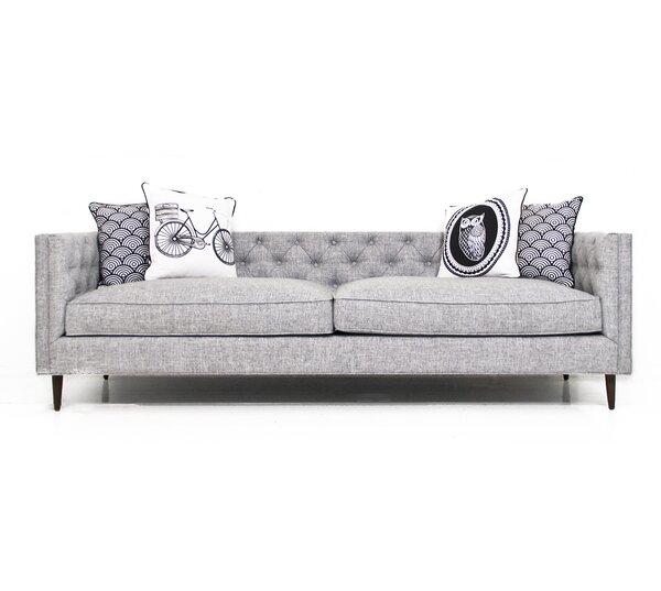 Zuma Pumice Sofa by ModShop
