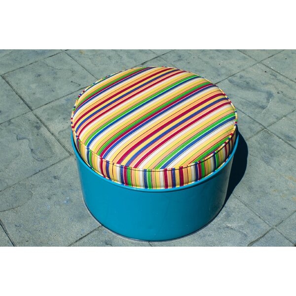 Pham Ottoman with Cushion by Latitude Run