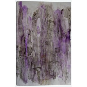 Translucent IV Painting Print on Wrapped Canvas by East Urban Home