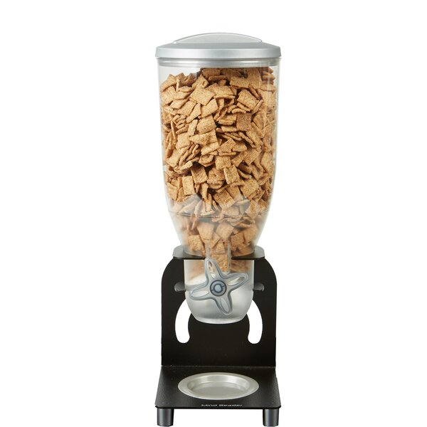 Metal Single Cereal Dispenser by Mind Reader