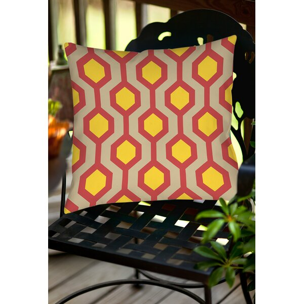 San Marcos Indoor/Outdoor Throw Pillow by Latitude Run