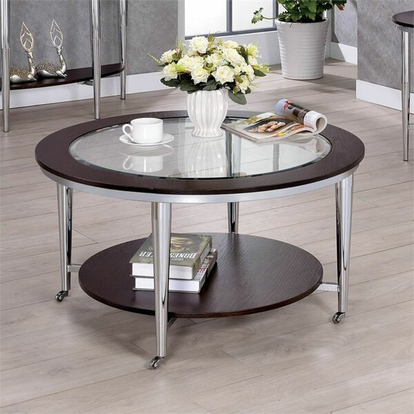 Latitude Run Round Coffee Tables