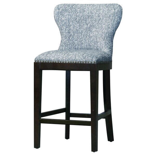 Rajimol 26 Bar Stool by Gracie Oaks
