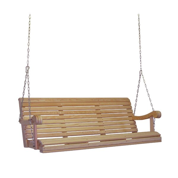 Bohannon Porch Swing by Charlton Home