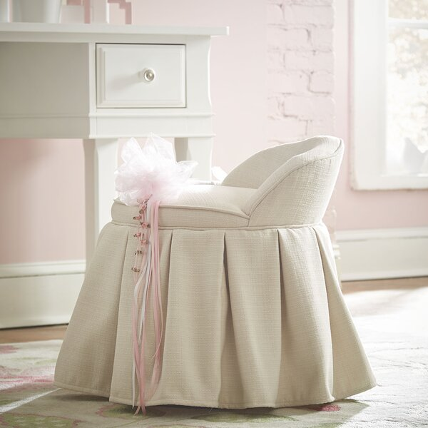 Pettigrew Vanity Kids Stool by Birch Lane Kids™