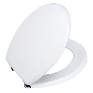 Perfect Prima Hard Round Toilet Seat