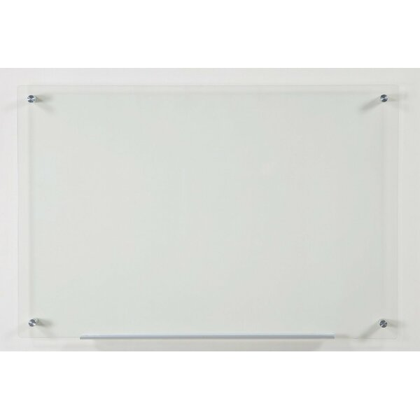 Wall Mounted Glass Board by Audio-Visual Direct
