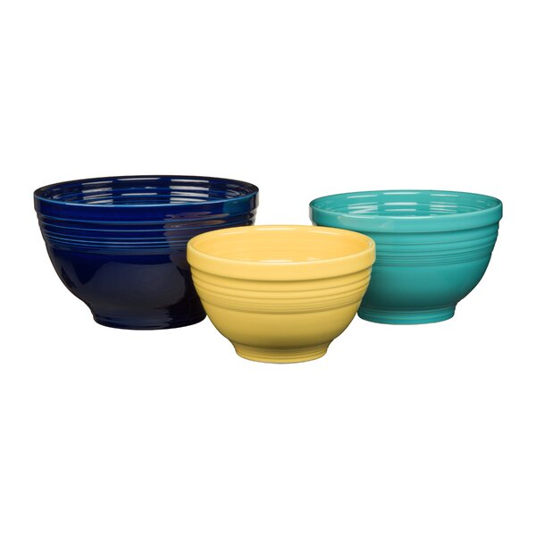 3 Piece Baking Bowl Set by Fiesta