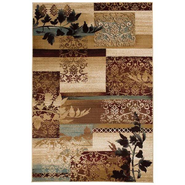 Crawford Brown Area Rug by Threadbind
