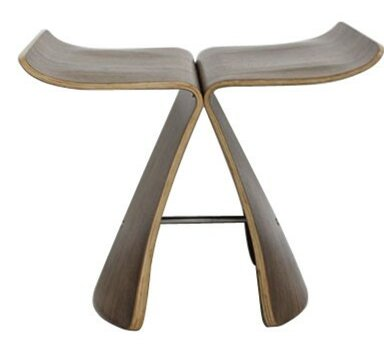 Louden Accent Stool by Brayden Studio