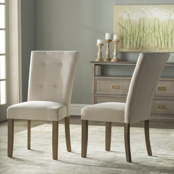 Chugwater Side Chair (Set of 2) by Three Posts