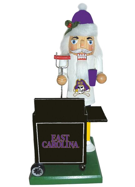 NACC East Carolina Tailgating Nutcracker by Santa's Workshop