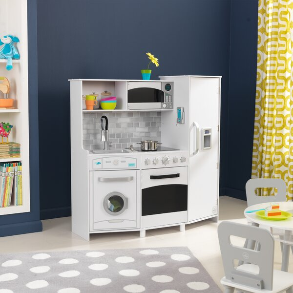 Large Play Kitchen Set by KidKraft