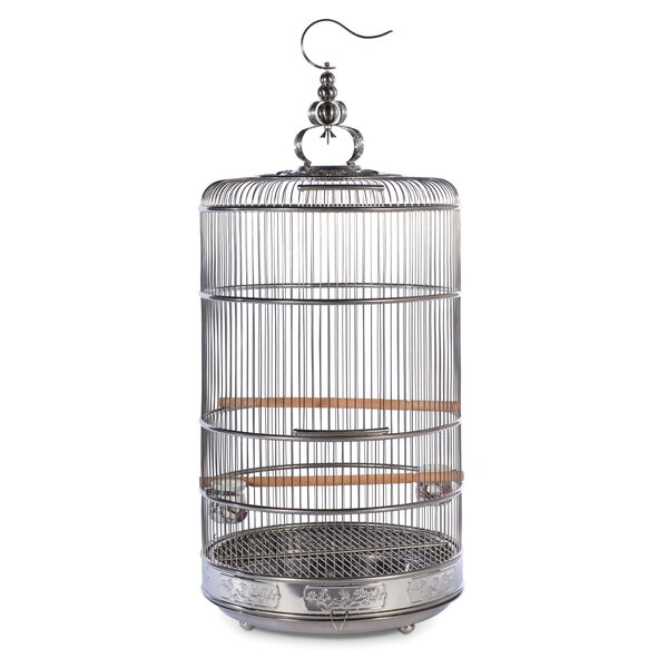 Pet Dynasty Bird Cage With Removable Tray by Prevu