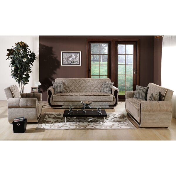 Argos Sleeper Configurable Living Room Set by Latitude Run
