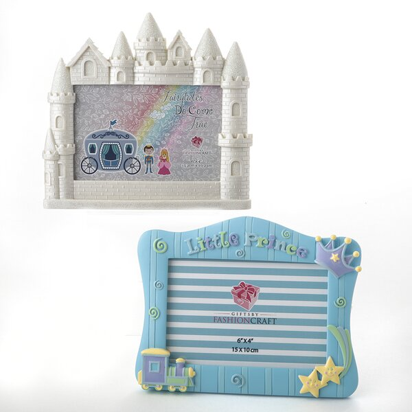 Drumcullen 2 Piece Little Prince Picture Frame Set by Zoomie Kids