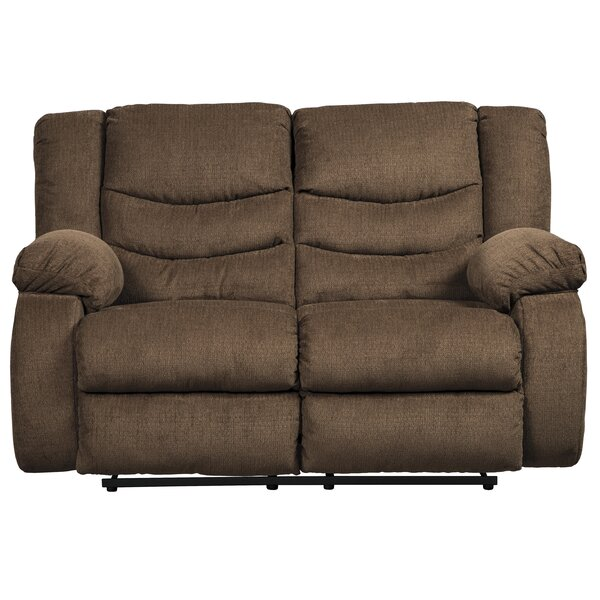 New Trendy Drennan Reclining Loveseat Hot Bargains! 60% Off