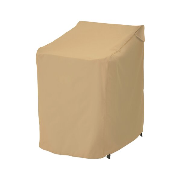 Singer Stackable Patio Chair Cover by Freeport Park