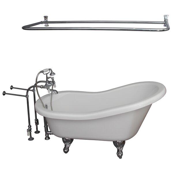 60 x 30 Soaking Bathtub Kit by Barclay