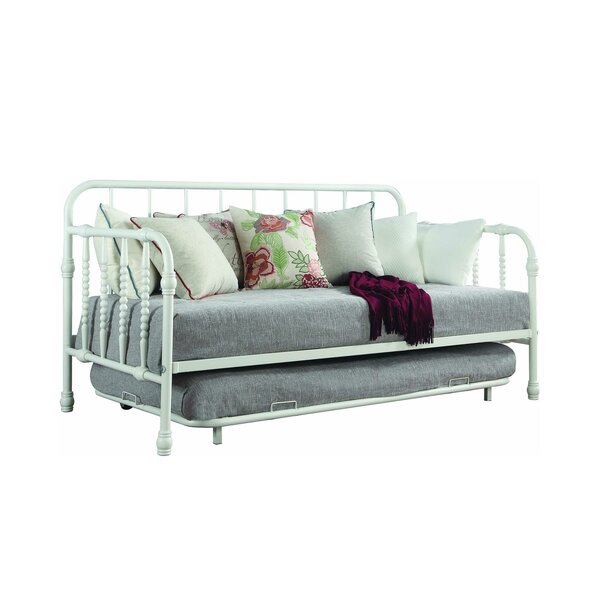 Selph Spinde Design Twin Daybed With Trundle By Bungalow Rose