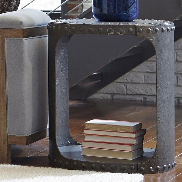 Gullickson End Table by Brayden Studio