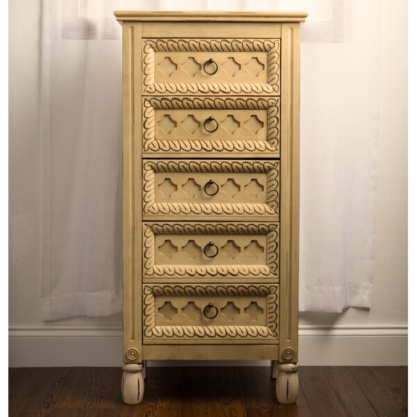 Rachida Jewelry Armoire by Bungalow Rose