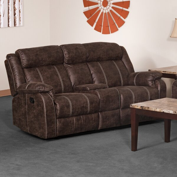 Sotomayor Motion Reclining Loveseat by Williston Forge