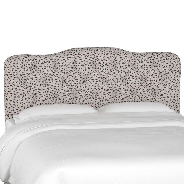 Merlo Tufted Polyester Upholstered Panel Headboard by Brayden Studio