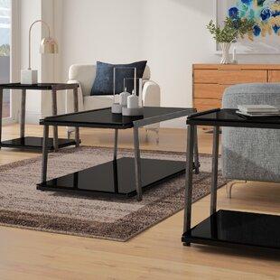 Read Reviews Zayden Table Set ByIvy Bronx