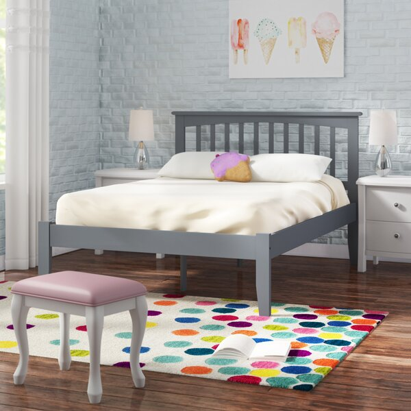 Boligee Full Platform Bed by Isabelle & Max