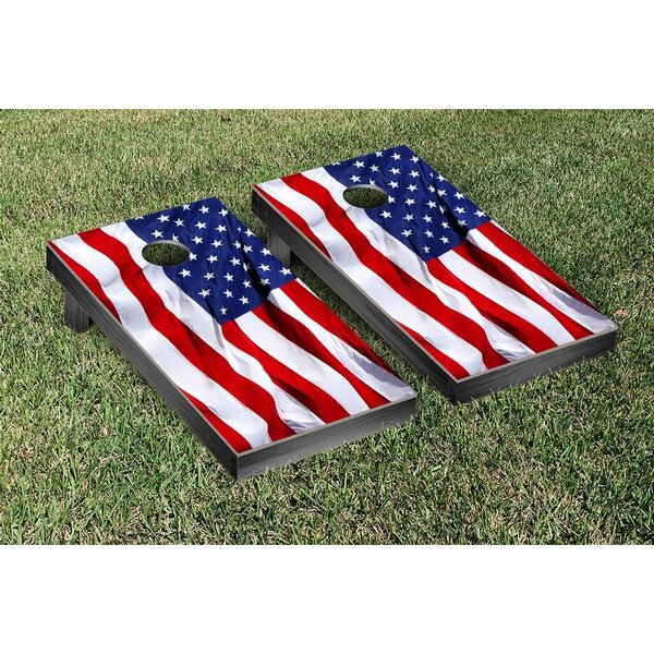 Specialty Design Cornhole Game Set by Victory Tailgate