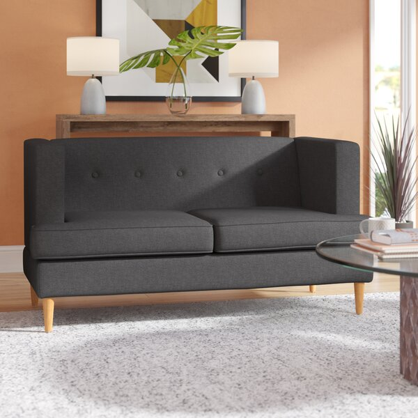Ariade Loveseat by Zipcode Design