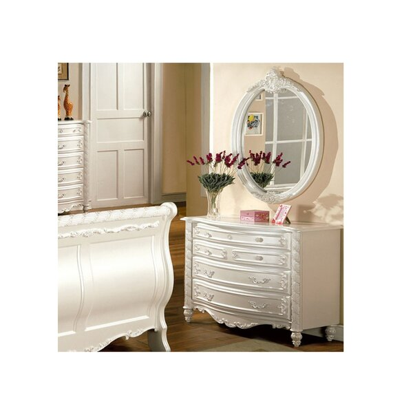 Citlali 4 Drawer Dresser by House of Hampton