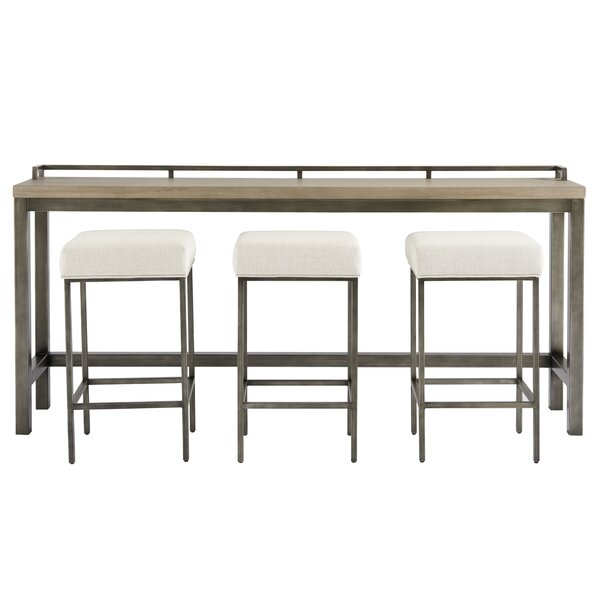 Susan Console Table and Stool Set by Foundry Select