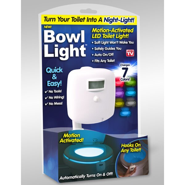 Bowl Night Light by Bowl Light