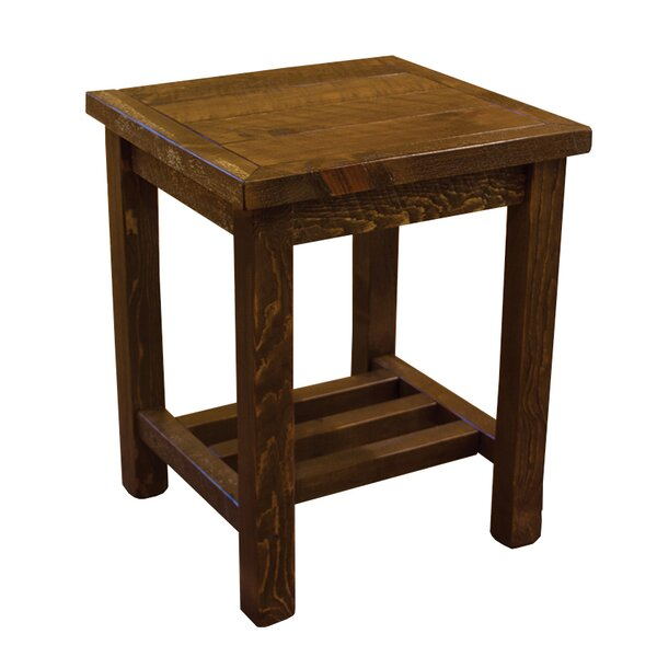 Dorcheer End Table by Loon Peak