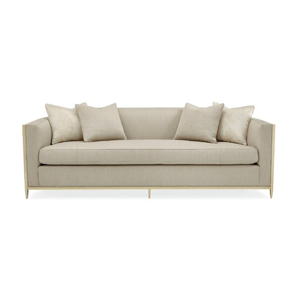 Ice Breaker Sofa by Caracole Classic Caracole Classic