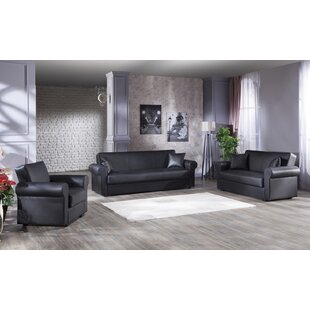 Carncoagh 2 Piece Sleeper Living Room Set by Red Barrel Studio®