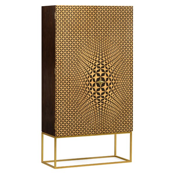 Armoire by Jonathan Charles Fine Furniture