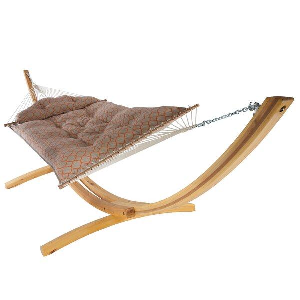 Lackey Large Tufted Sunbrella Hammock by Latitude Run