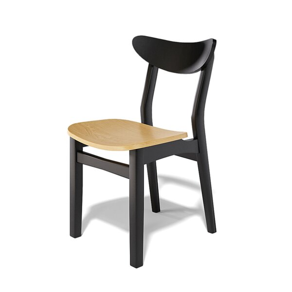 Anacortes Solid Wood Slat Back Side Chair By Corrigan Studio
